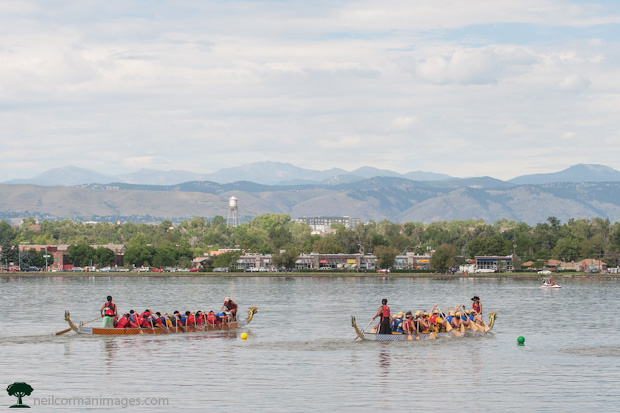 Dragon Boat Festival in Denver