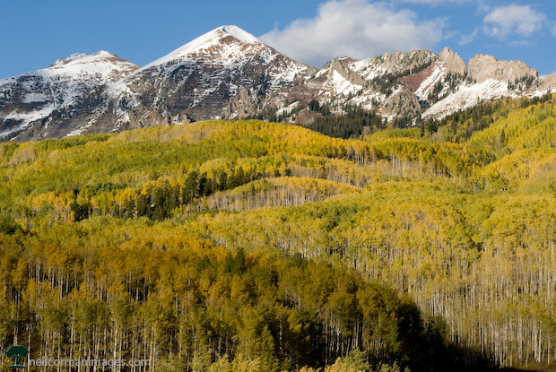 Autumn Mountains Colorado