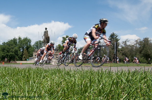 City Park Denver Criterium Bicycle