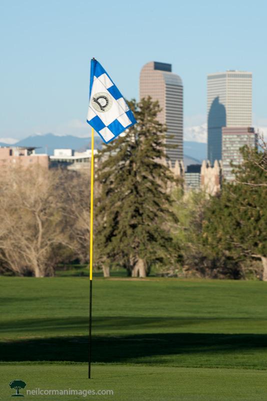 City Park Golf Course in Denver