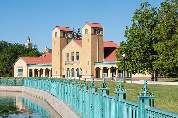 Pavilion at City Park