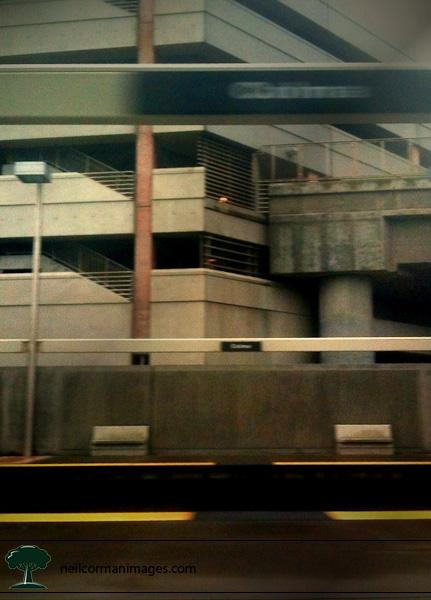 Colma BART Station