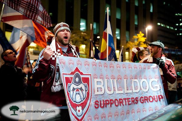 Colorado Rapids Supporters