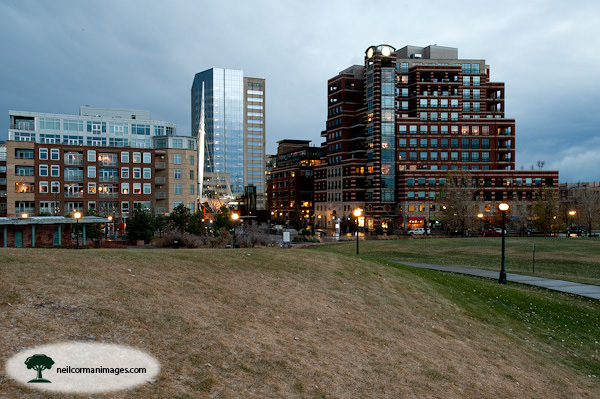 Commons Park - Denver, Colorado