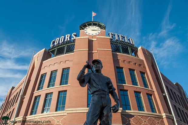 Coors Field in Denver