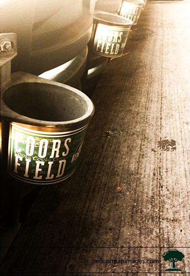 Coors Field Seats