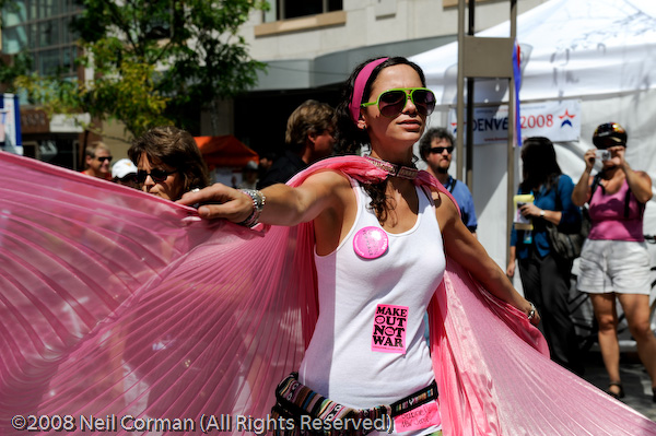Codepink - Women for Peace