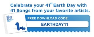 Earth Day Music Download