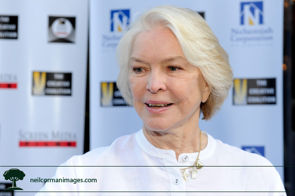Actress Ellen Burstyn during the Democratic National Convention