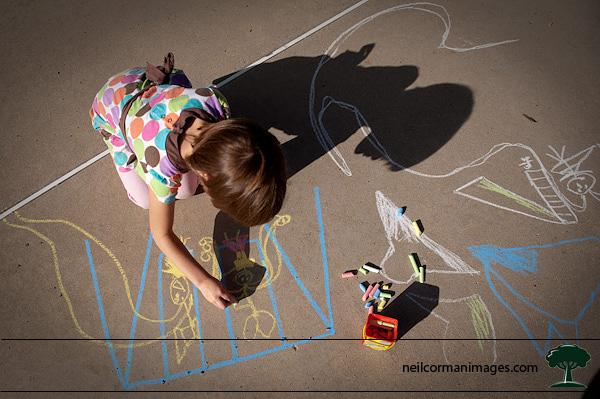 Hannah Drawing