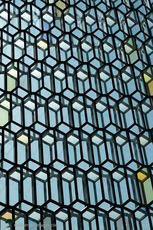 Patterns of Harpa