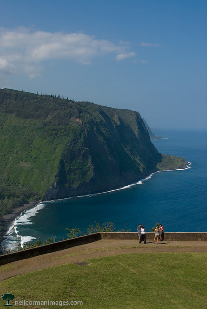 Waipio Valley Lookout - Big Island Hawaii