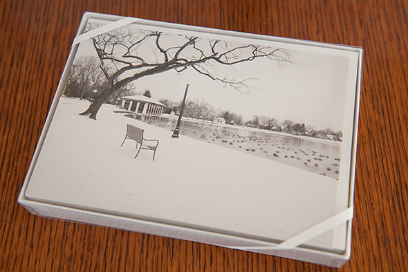 Washington Park, Denver Holiday Cards Package