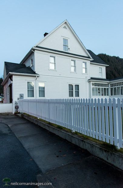 Wickersham House in Juneau