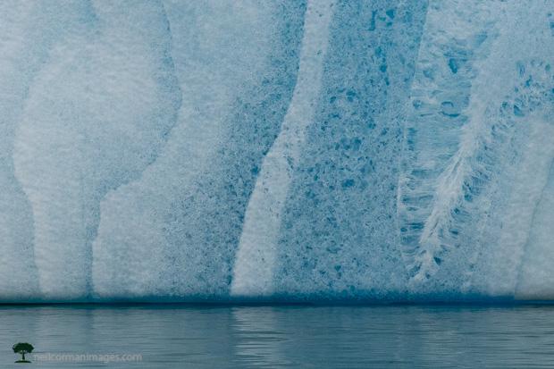 Details of the Iceberg