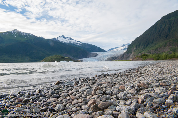 Mendenhall Lake and Glacier