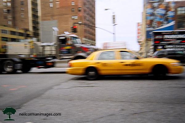 New York City - Cab