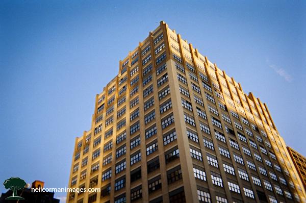 New York City - Building