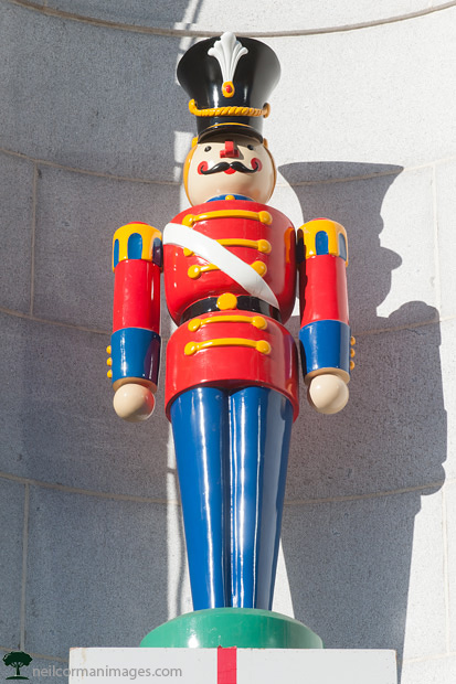 Nutcracker at City and County of Denver Building