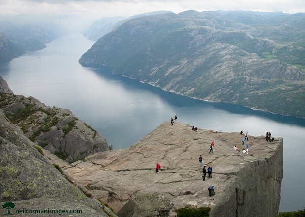 Preikestolen - Pulpit Rock Norway
