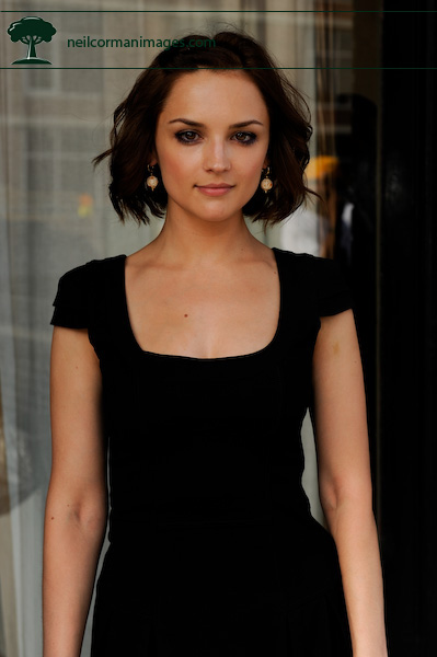 Rachel Leigh Cook in Denver during the Democratic National Convention