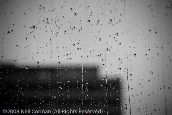 August Rain in Denver