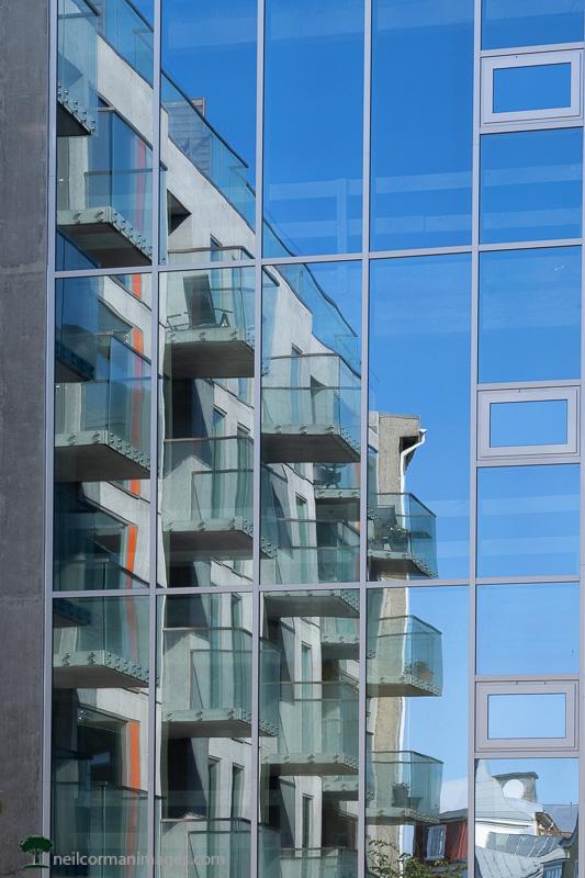 Reykjavik Reflection