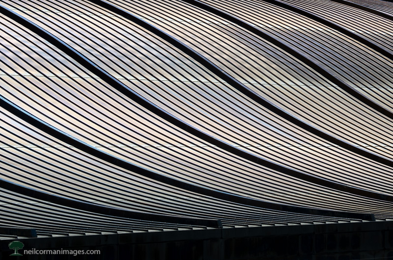 Roofline Abstract in Hong Kong
