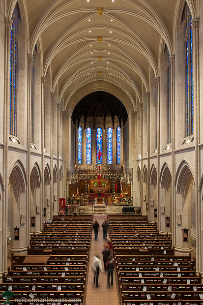 Saint Johns Cathedral in Denver