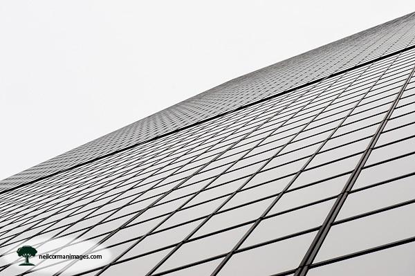 Side of a Building - Denver, Colorado