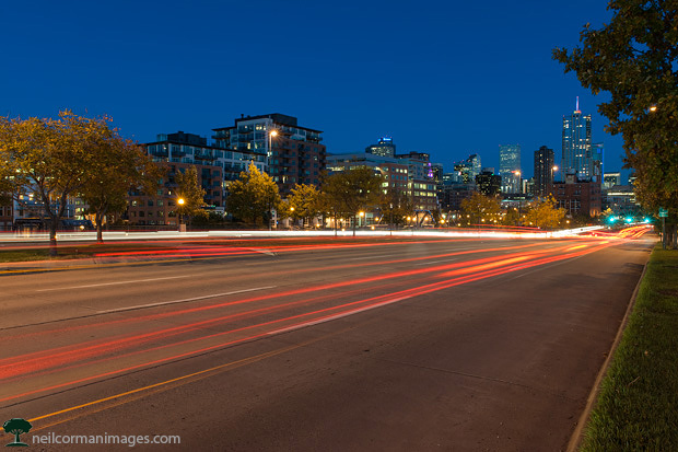 Denver from Speer Blvd