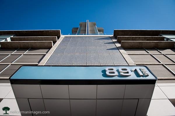 The Spire Building - Denver Colorado