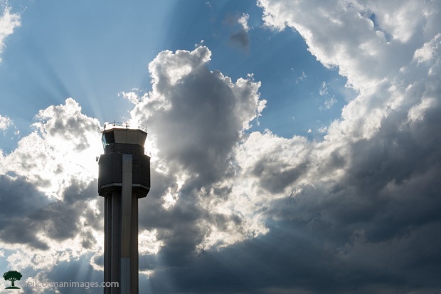 Stapleton Denver Airport Control Tower