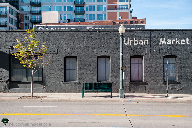 Urban Market building in Denver, Colorado