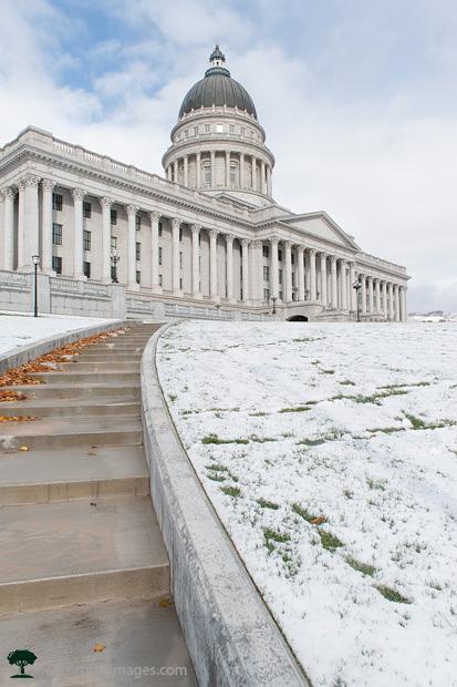 State of Utah Capitol Building