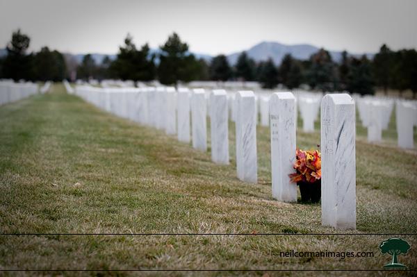 Veterans Day at Fort Logan