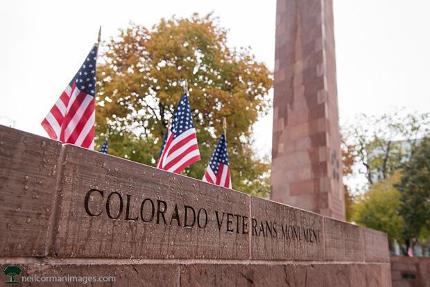 Veterans Day in Colorado