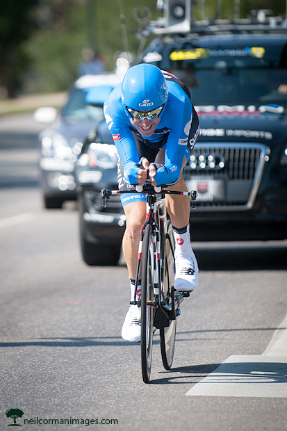 Christin VandeVelde 2012 Pro Cycling Challenge