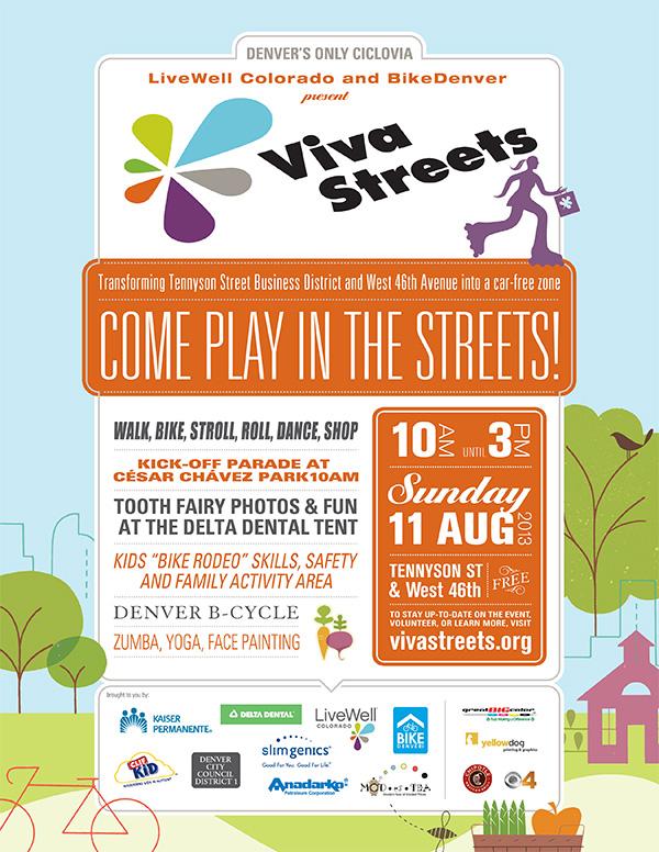 Viva Streets Denver 2013
