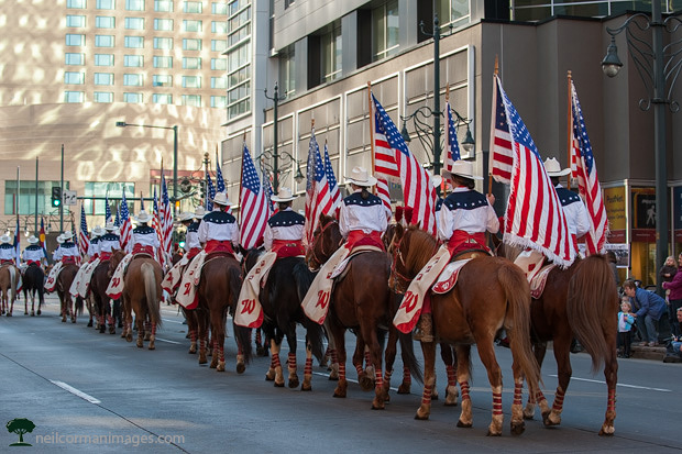 National Western Stock Show Kick-Off Parade