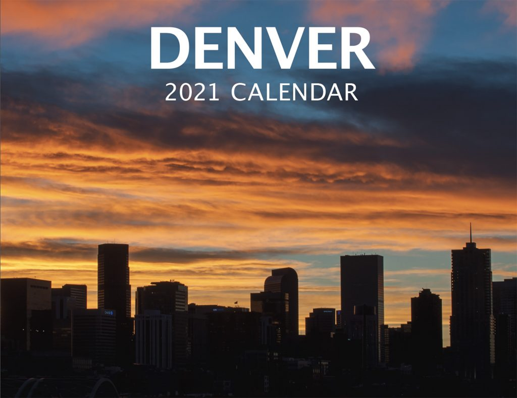 2021 Denver Colorado Calendar