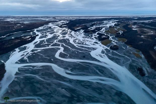 Cordova Alaska - Mud Flats